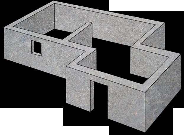 Стены из монолитного бетона технология