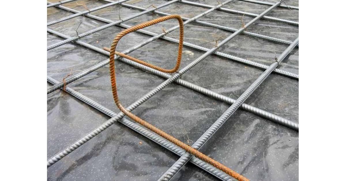 купить бетон и арматуру в спб