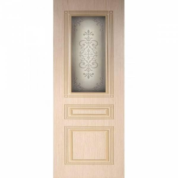 Межкомнатная дверь Стиль По Беленый Дуб