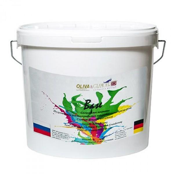 Фасадная краска Акрилит 101 ЕвроСтандарт База А под колеровку