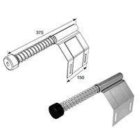 Комплект пружинного амортизатора укороченного фото и схема